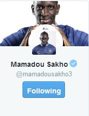 FFF - Twitter - Mamadou Sakho