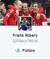 FFF - Twitter - Ribery
