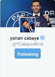 FFF - Twitter - Yohan Cabaye