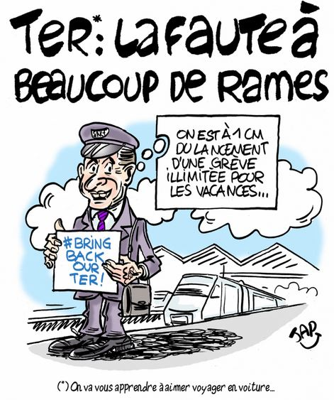 SNCF RFF - dessin