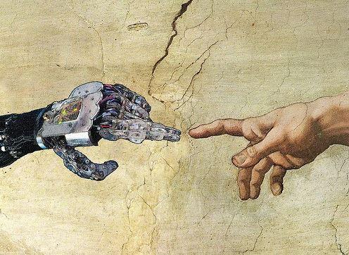 Transhumanisme - tableau
