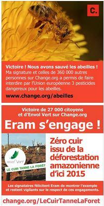 ChangeOrg - victoires citoyens