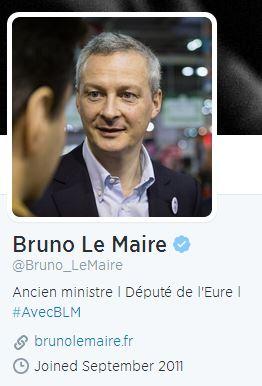 UMP - Le Maire