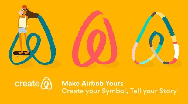 Airbnb - creez votre logo