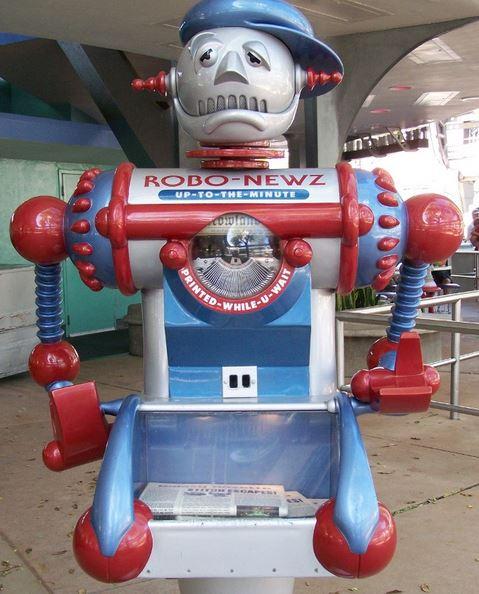 Algo - Robot distributeur
