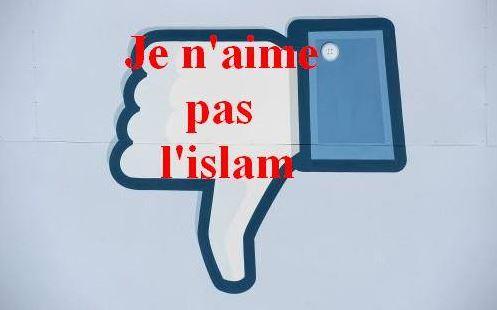 Bizarre conception de la liberté d'expression chez Facebook