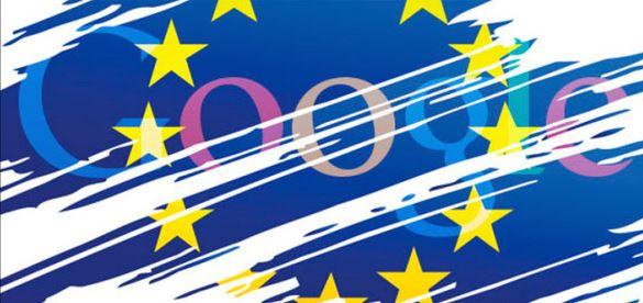 Oubli - Google EU oubli