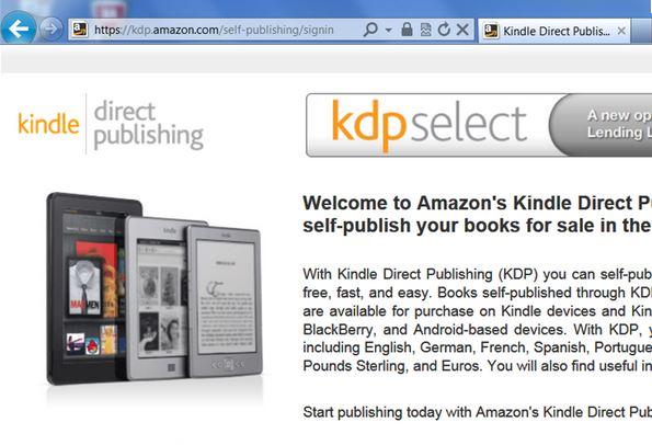 Amazon - KDP