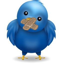 Dialogue - Twitter silence