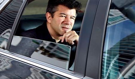 Uber 2 - Travis Kalanick