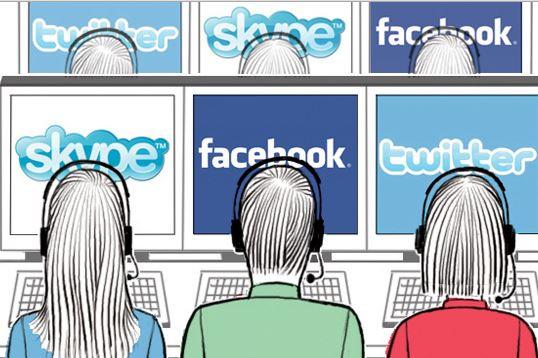 Erep - social listening
