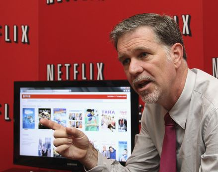 Netflix - Reed Hastings