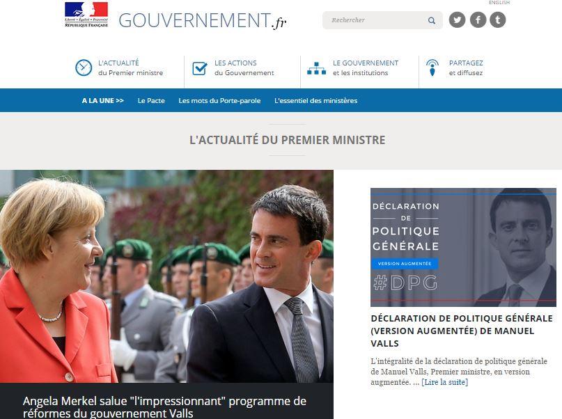 PMV6 - homepage