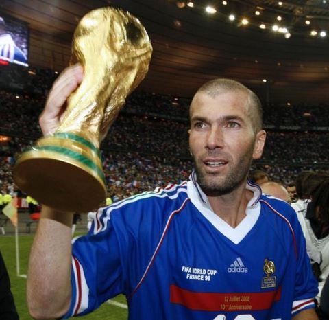 Zidane - Coupe du Monde