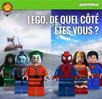 Lego - De quel cote etes vous
