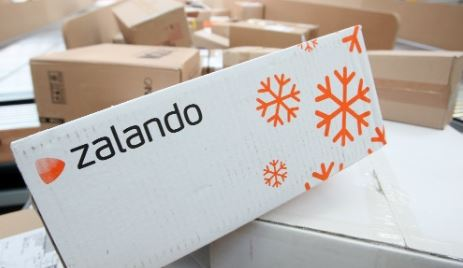 Zalando - packaging