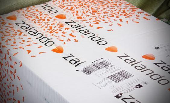 Zalando - paquet