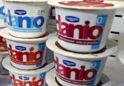 Danio - pots yaourt