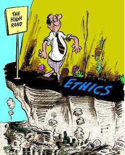 Ethique - cartoon