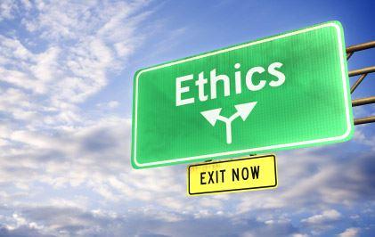 Ethique - panneau 2
