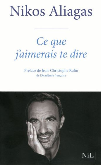 Nikos - couverture livre
