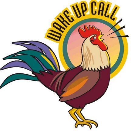 2015 - wake up call