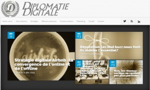 Blog 10 - Diplomatie digitale