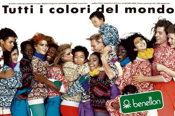 Benetton - Colori del mondo