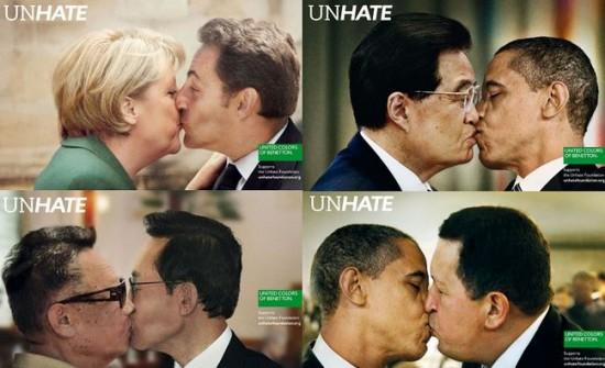 Benetton - UN Hate