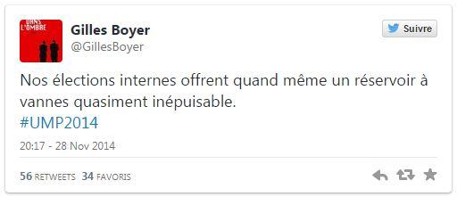 Boyer - Tweets Elections