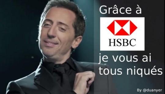 HSBC - Gad Elmaleh