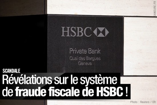 HSBC - Ouverture JT