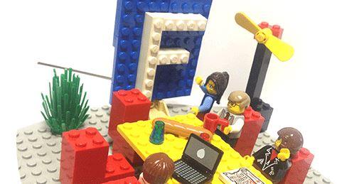 Lego 2 - interne lego