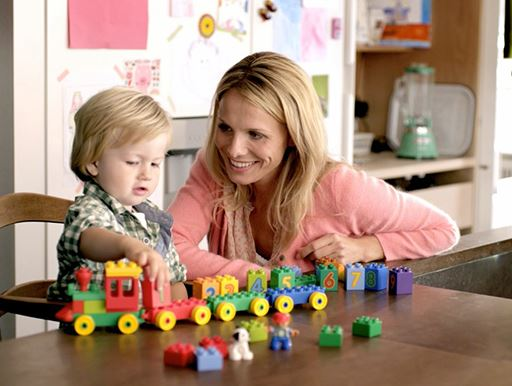 Lego 2 - parents