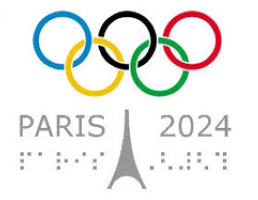 ADR - logo Paris 2024