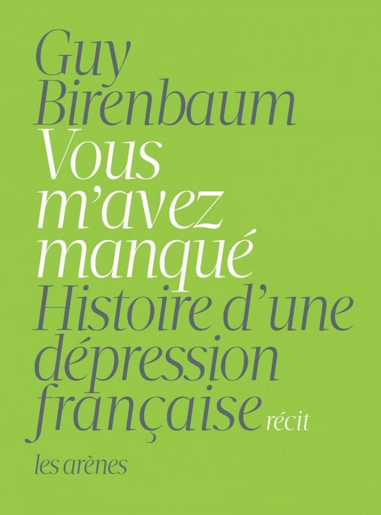 Birenbaum - couverture livre