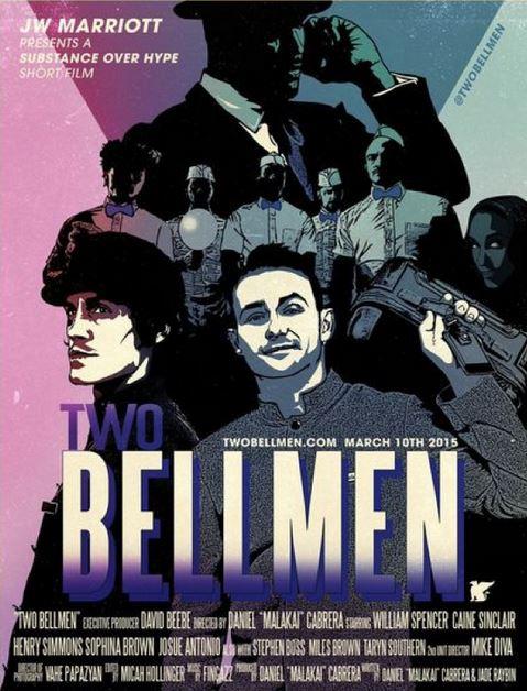 Marriott - Two Bellmen 2