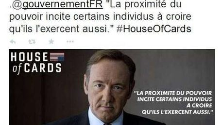 PR Week - House of cards