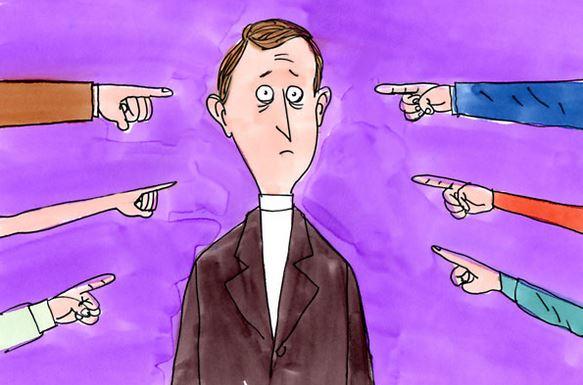 PR Week - mistrust