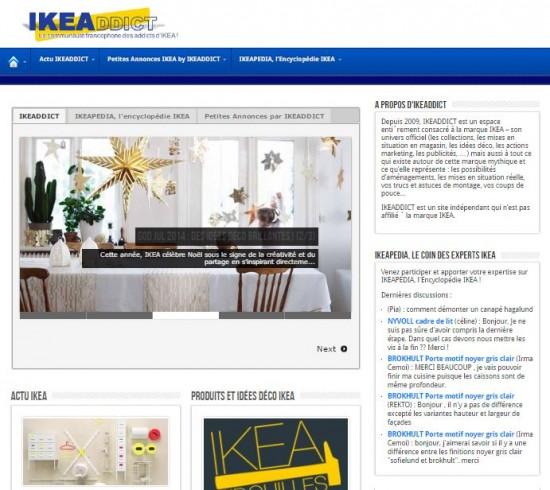 Ikea - Ikeaddict