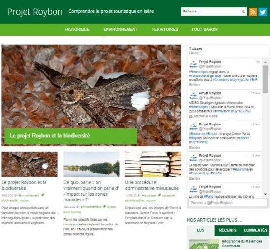 Roybon 2 - blog