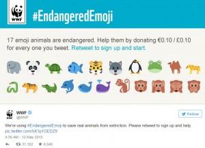 Emoji - WWF