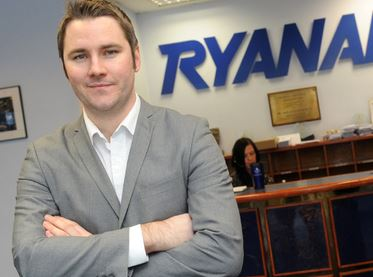 Ryanair 4 - Robin Kiely