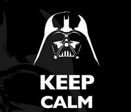 Uber 3 - Keep calm