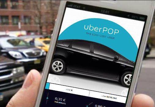 Uber 3 - UberPOP