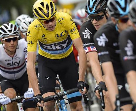 Froome 2 - Team Sky