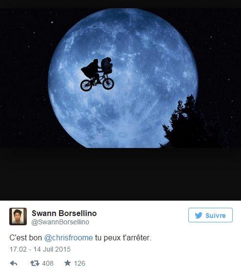 Froome 2 - Tweet ET