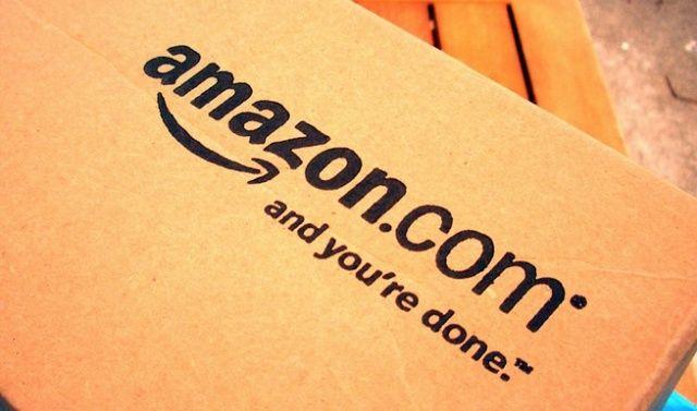 Amazon - paquet