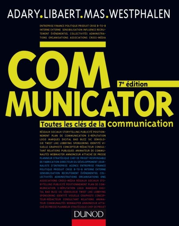 Communicator - couverture livre