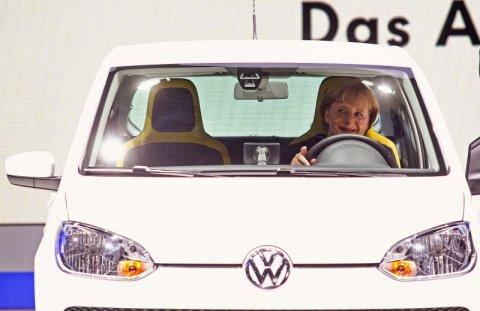 VW 2 - Merkel